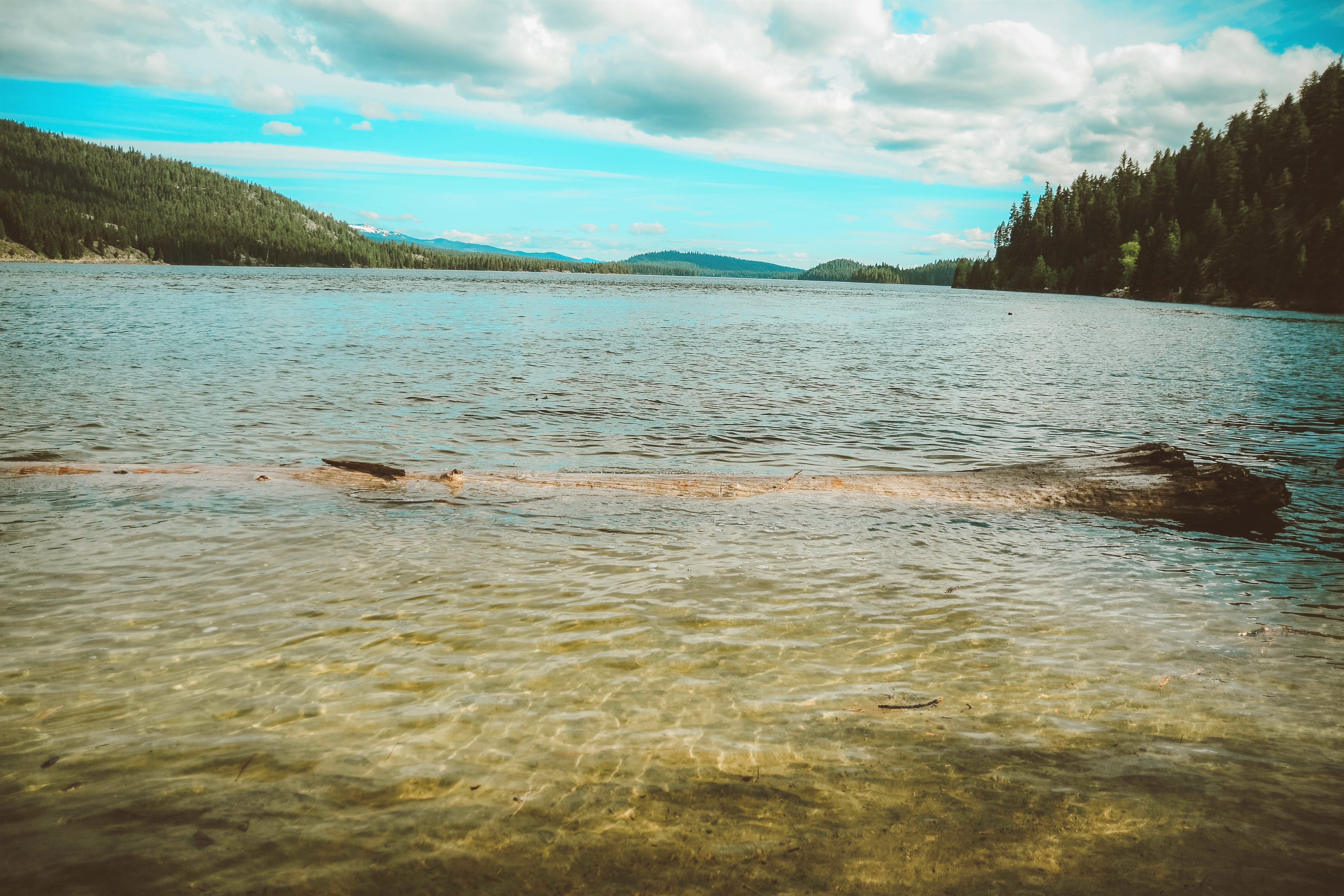 Payette Lake in the McCall Recreation Area.